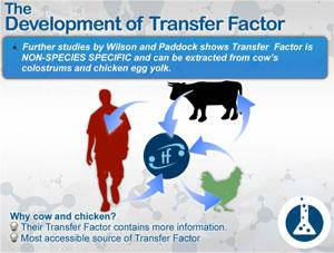 transfer factor alami untuk semua spesies